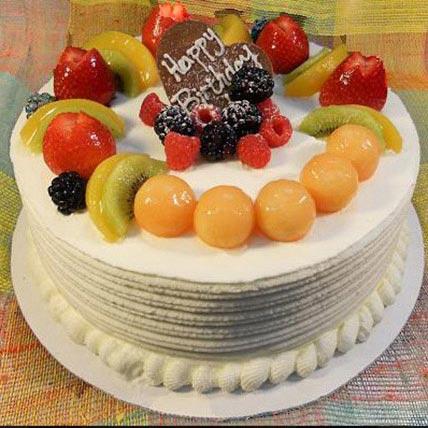 5 Star Fruity Cake
